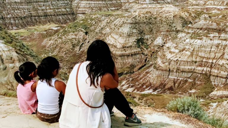 Drumheller: The Gem In the Heart of the Badlands
