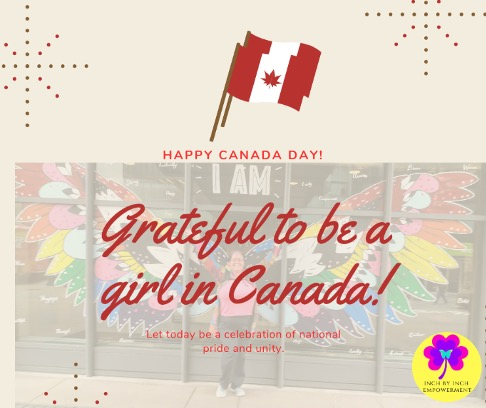 Grateful To Be A Girl In Canada